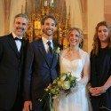 Hochzeit von Isabella Bertsch und Karl-Friedrich Illmer