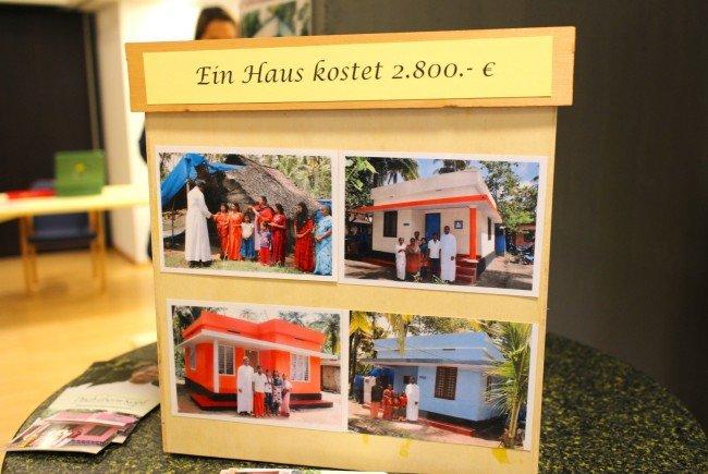 Pfarrer Varghese Georg Thaniyath zeigt am Samstag, 27. Mai 2017 um 20.00 Uhr einen Film über die 2017 neu eingeweihten Häuser mit Impressionen seiner diesjährigen Indienreise im Carl-Lampert-Saal in Göfis.