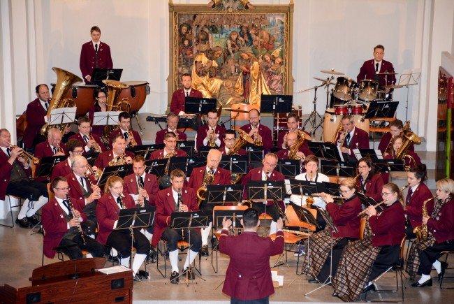 Musikverein – Sonntagsmesse , Pfarrkirche