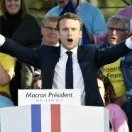 Emmanuel Macron wird neuer Präsident Frankreichs