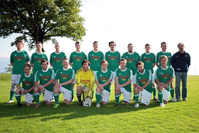 Kampfmannschaft FC Fraxern