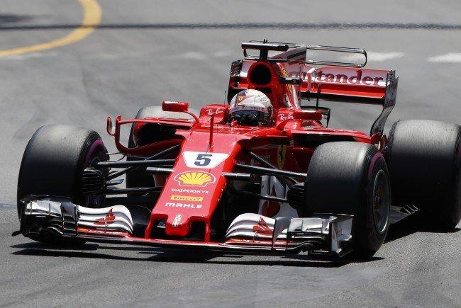Formel 1: Räikkönen überrascht mit Pole in Monaco