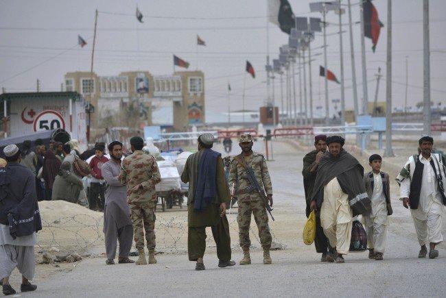 Terrorismus: Anführer der Terrormiliz IS in Afghanistan getötet