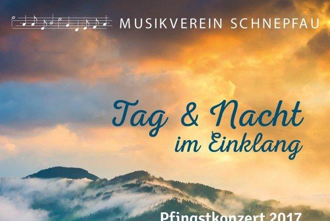 Pfingstkonzert MV Schnepfau 2017
