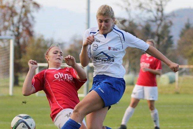 2. Frauen Bundesliga: Titelduell RW Rankweil vs FFC Vorderland