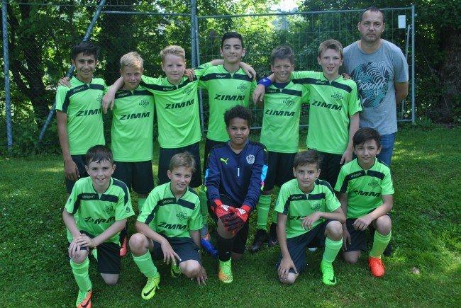 U-12-Champions League in Wolfurt