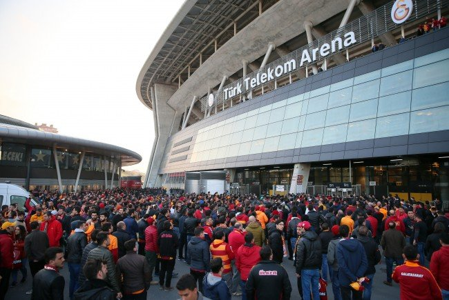 Galatasaray Istanbul benennt Stadion um