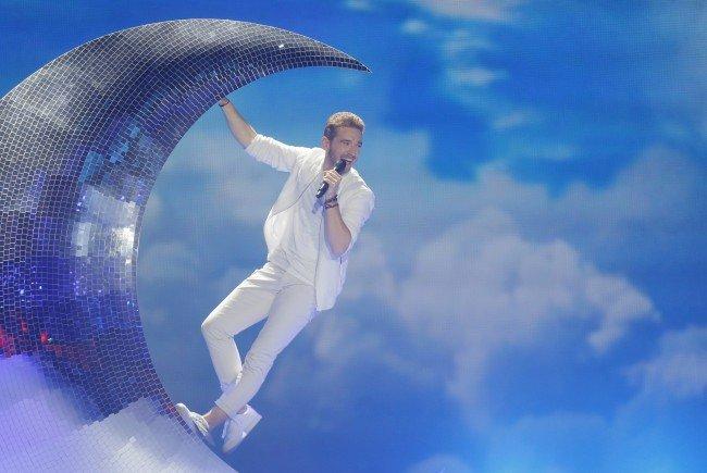 Nathan Trent landete beim Eurovision Song Contest 2017 auf dem 16. Platz.