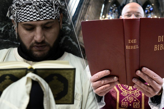 Bibel oder Koran?