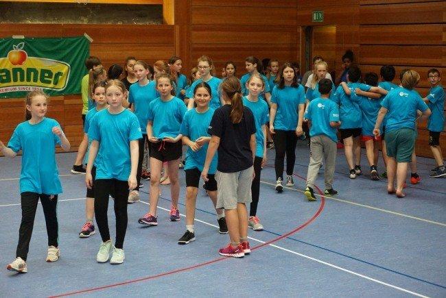 Geglückter Auftakt vor großen Handball-Stars in Bregenz