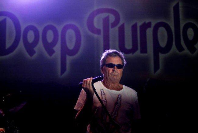 Deep Purple schauen zum letzten Mal nach Wien.