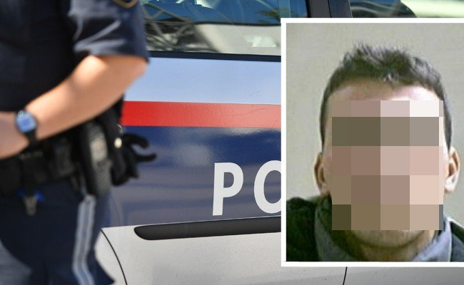 Einer der beiden meistgesuchtesten Verbrecher Österreichs wurde gefasst
