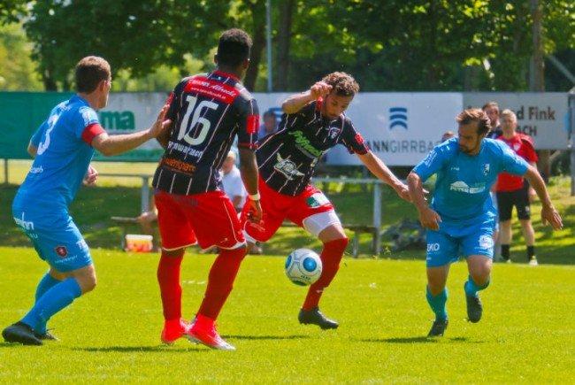 FC Schwarzach ist wieder eine Adresse