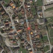 Vorarlberg: Sachbeschädigung durch Graffiti im Jüdischen Viertel in Hohenems
