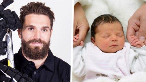 Ex-Bulldogs-Star: So sieht die süße Tochter von Niki Petrik und seiner Frau Diana aus