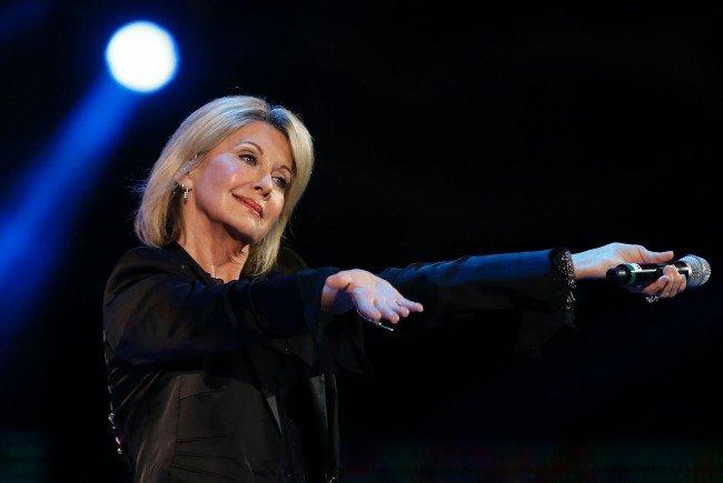 Bereits zum zweiten Mal muss die Sängerin gegen den Krebs ankämpfen