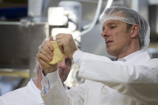 Ölz könnte eventuell am Produktionsstandort Dornbirn-Wallenmahd ausbauen.