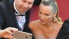 Pam schockiert mitneuem Look in Cannes