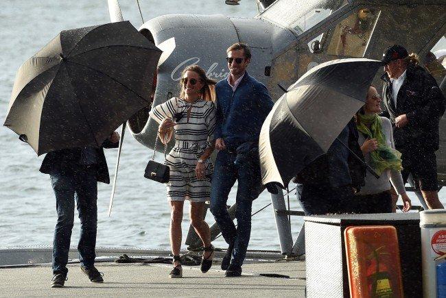 Pippa und James gönnen sich eine Auszeit in Australien