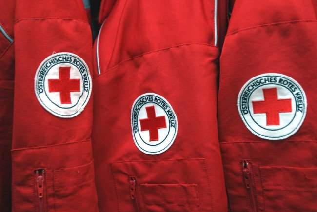 Interner Angriff auf das Rote Kreuz