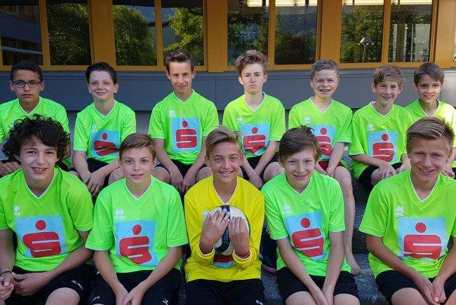 Schülerliga Fußball: SMS Satteins im Halbfinale