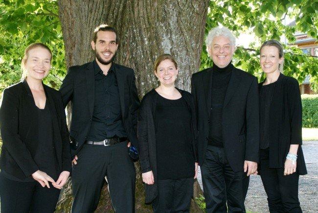 Con.moto Quintett lud zum Kammerkonzert