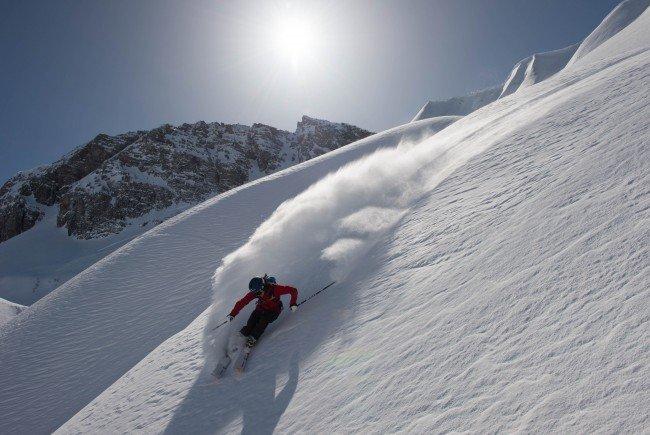 Der Wintersportort Lech Zürs zieht aus der Wintersaison 16/17 eine zufriedene Bilanz.