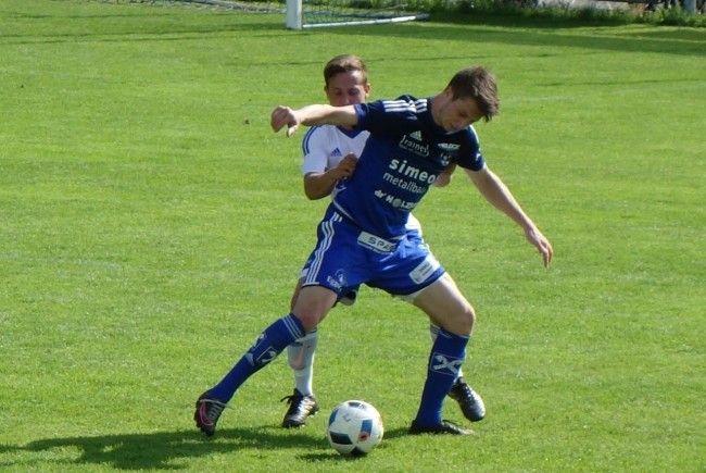 Marcelo Theisen & Co. freuen sich auf das letzte Heimderby der Saison.