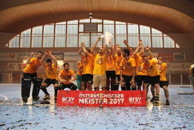 14. Staatsmeistertitel für RHC Dornbirn