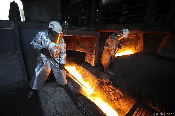 Stahlkonzern Voestalpine zahlt höhere Dividende und ist für 2017/18 optimistisch