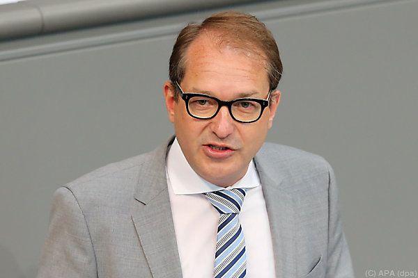 Audi-Chef spricht sich mit Dobrindt aus