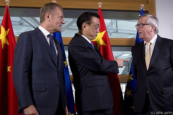 International: Handelszwist verhindert Annahme von EU-China-Klimaerklärung