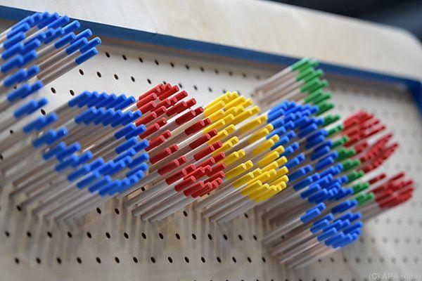 Dem Internet-Riesen Google steht eine Milliardenstrafe ins Haus