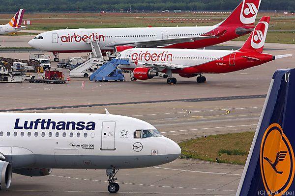 Air-Berlin-Chef trotzt den Verlusten