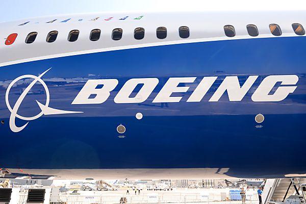 LE BOURGET: Boeing sieht immer weniger Zukunft für Riesenjets