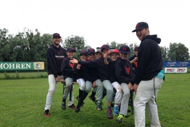 Baseball Nachwuchs-Summercamp 2017