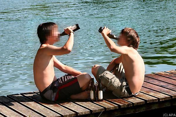 Sechs Österreicher nach Alkoholexzessen aus Lignano verbannt