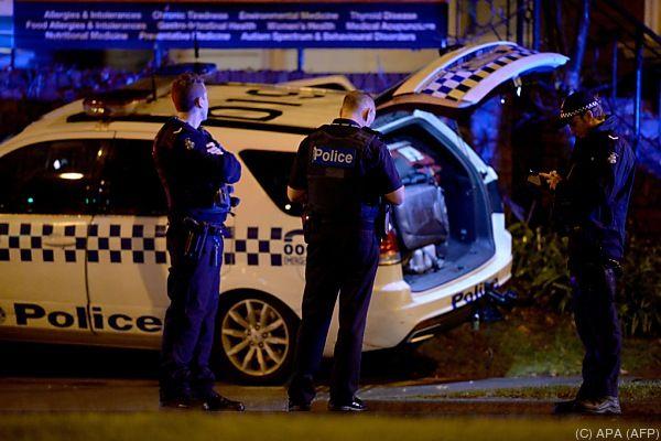 Australien: Australische Polizei stuft Geiselnahme als Terrorattacke ein