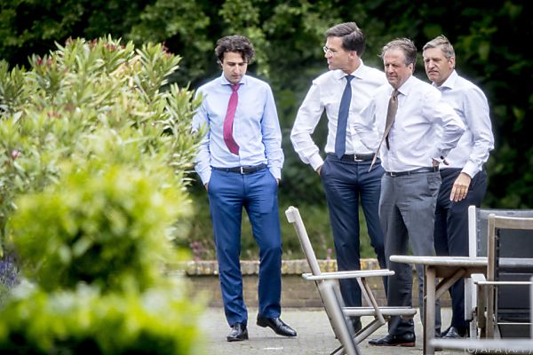 Ein erneuter Anlauf zu Koalitionsverhandlungen scheiterte