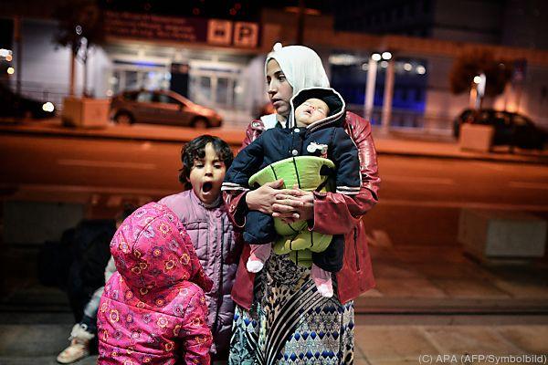 Flüchtlinge: EU-Kommission geht gegen drei Staaten vor