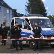 Vier Verletzte bei Schießerei in Nordrhein-Westfalen