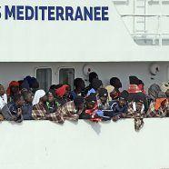 Studie: Rettungen auf See nicht Grund für mehr Flüchtlinge