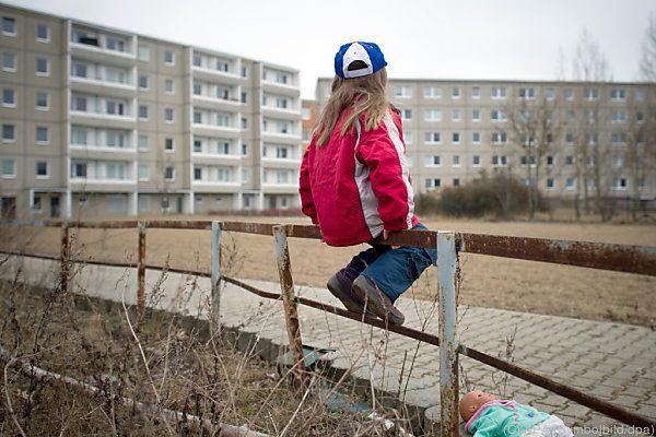 Lage von Kindern auch in reichen Ländern nicht rosig
