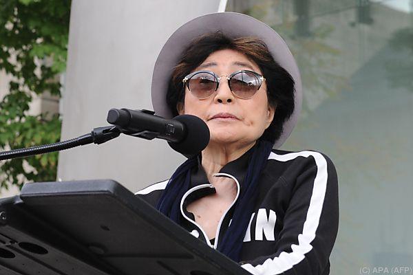 Yoko Ono wurde nun offiziell als Co-Autorin anerkannt