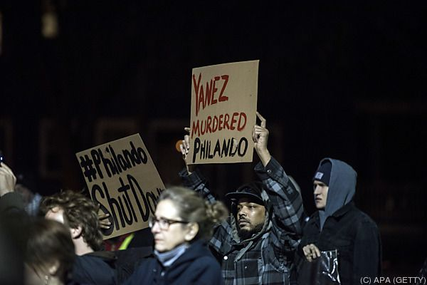 Nach Tod eines Afroamerikaners: US-Polizist freigesprochen