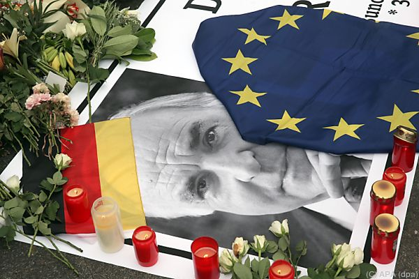 """Deutschland trauert um den """"Vater der Einheit"""""""