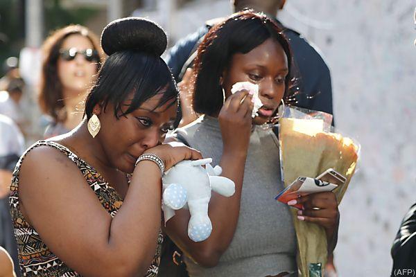 Trauer nach der Tragödie mit mindestens 58 Toten