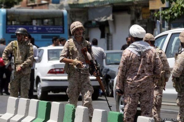 """Der Iran """"rächt"""" sich für die IS-Anschläge in Teheran am 7. Juni"""