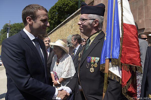 Macron sicherte sich eine komfortable Machtbasis für seine Reformen