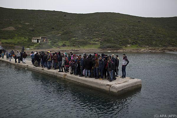 65,5 Millionen Menschen waren 2016 auf der Flucht